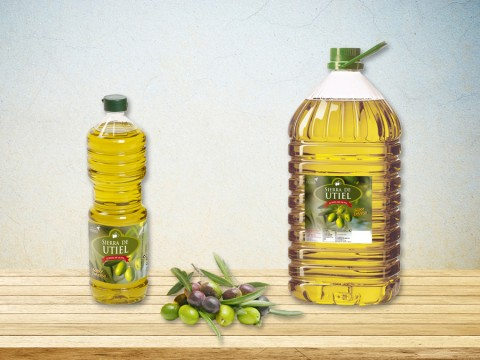 Aceite de oliva sabor intenso