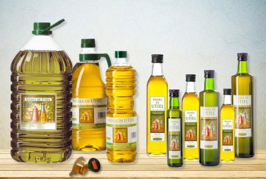 Colección Aceite de oliva virgen extra Sierra de Utiel
