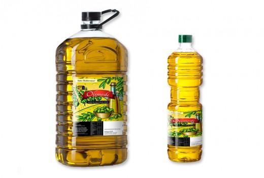 Aceite de oliva virgen extra - Olimedi
