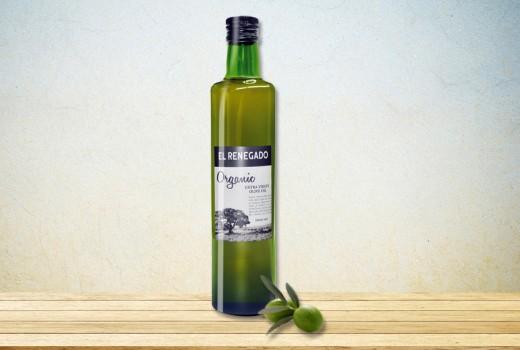 Aceite gourmet El Renegado