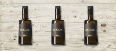 Aceite de oliva virgen extra Nodus