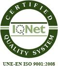 Certificación de calidad ISO 9001:2008