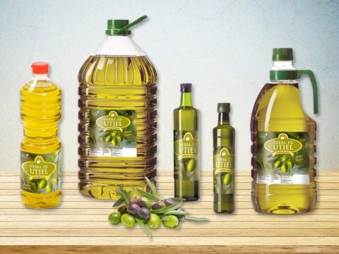 Mild olive oil