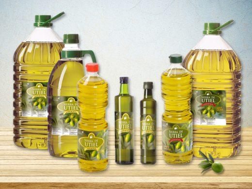 Aceite de oliva - Suave e Intenso