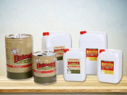 Aceite especial hostelería Dulcefrit