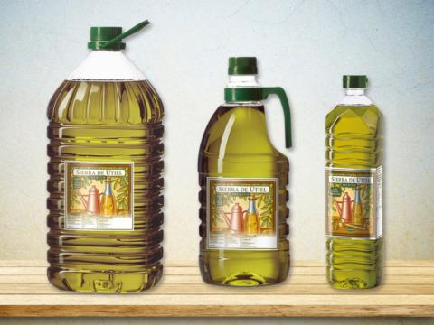 Sierra de Utiel - Aceite de oliva virgen extra