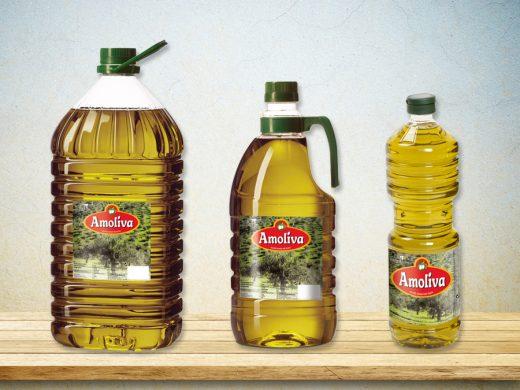 Aceite de orujo de oliva - Amoliva