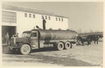 Foto antigua Aceites de las Heras