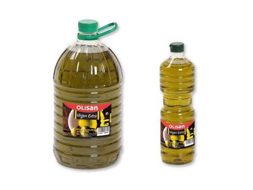 Aceite de oliva virgen extra - Olisan