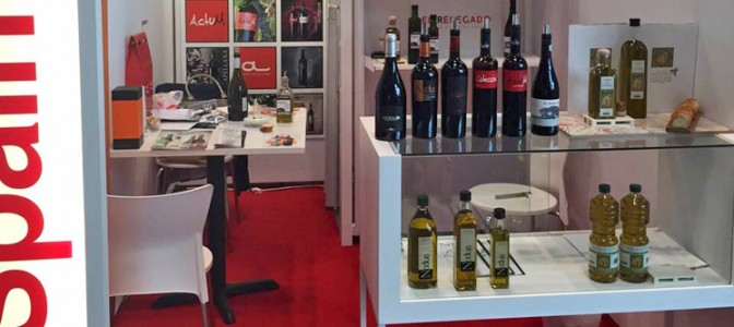 Aceites de las Heras en Summer Fancy Food 2015
