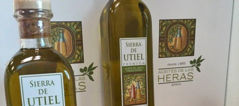 Aceites de las Heras - Summer Fancy Food 2015