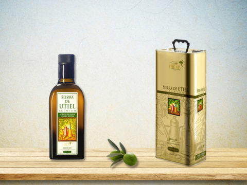 Aceite gourmet Sierra de Utiel