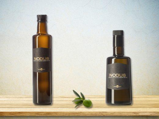 Aceites gourmet Nodus
