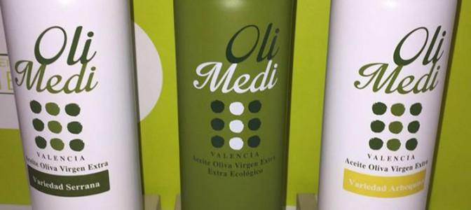 Nueva gama de aceites Olimedi