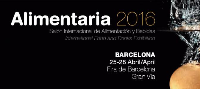 Feria Alimentaria 2016