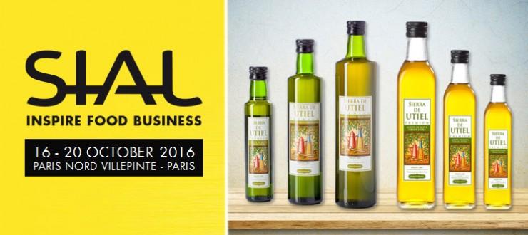 Feria agroalimentaria SIAL 2016 París