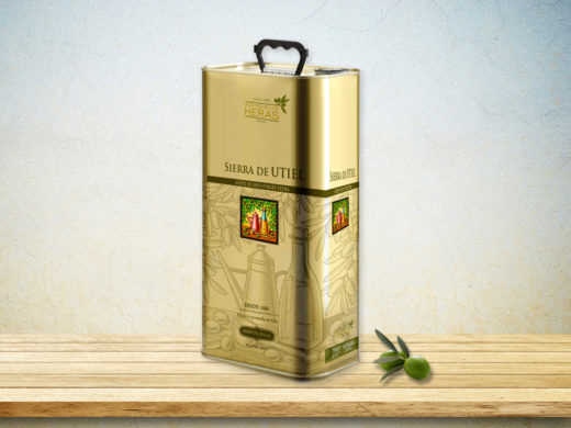 Aceite de oliva virgen extra lata