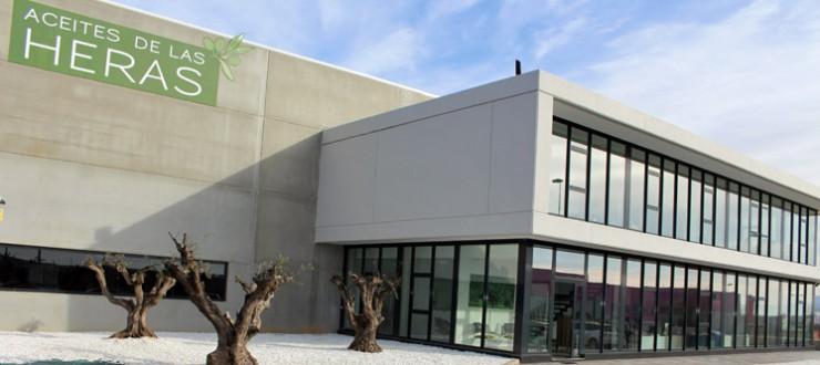 Nuevo edificio Aceites de las Heras