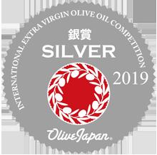 Medalla de plata Olive Japan 2019