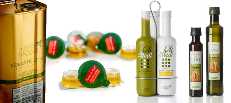 Aceite Sierra de Utiel