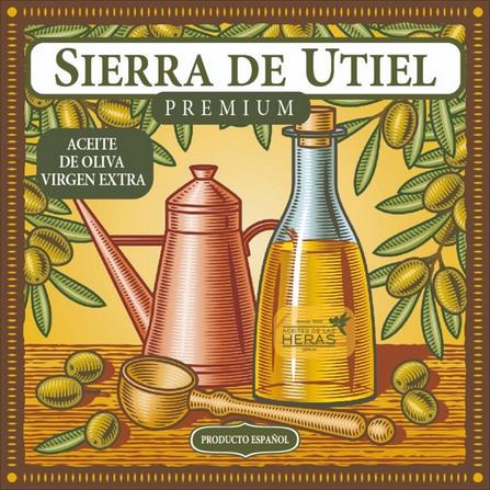 Aceite de oliva virgen extra Sierra de Utiel
