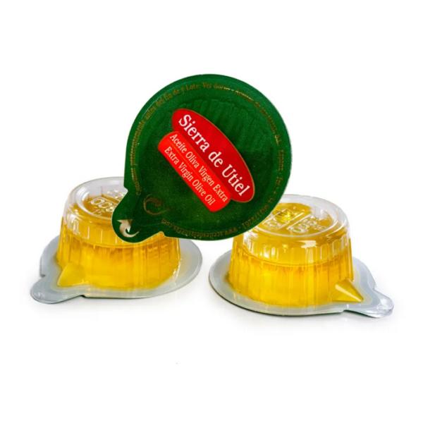 aceite de oliva monodosis